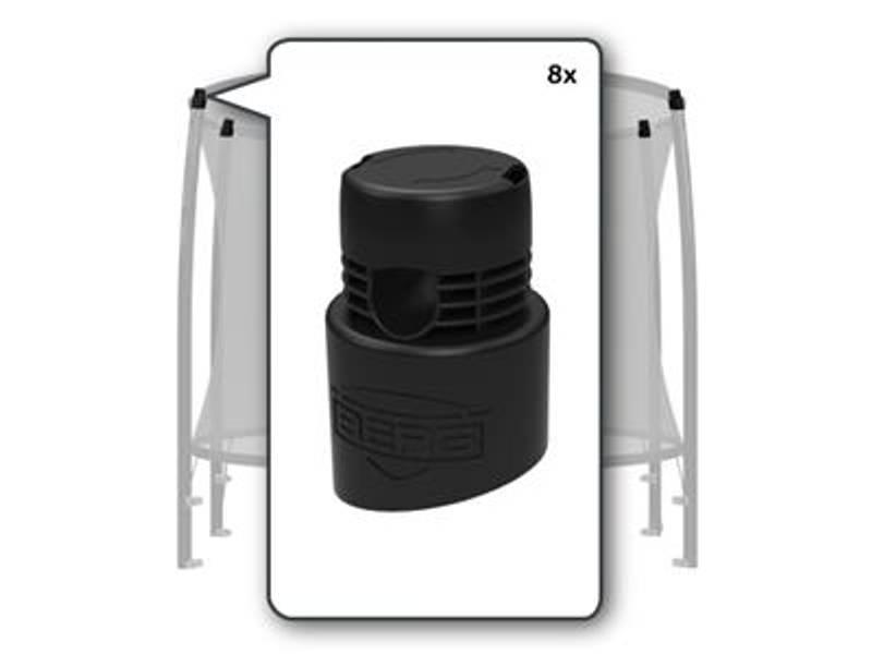 SAFETY NET - TOP CAPS FOR TENTTUBE - stykkpris